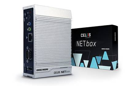 New: CELOS NETbox – paving the way towards the Cloud.