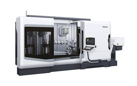 NTX 2500 2nd Generation by DMG MORI